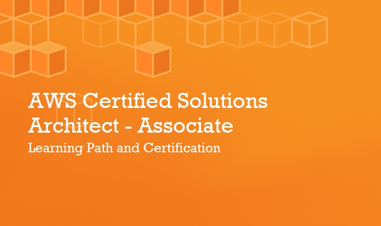 Aws Certified Solution Architect Associate Learning Path And
