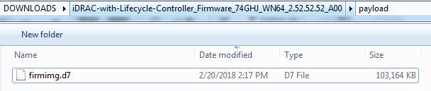 Update Dell iDRAC Firmware via Web GUI – techbeatly